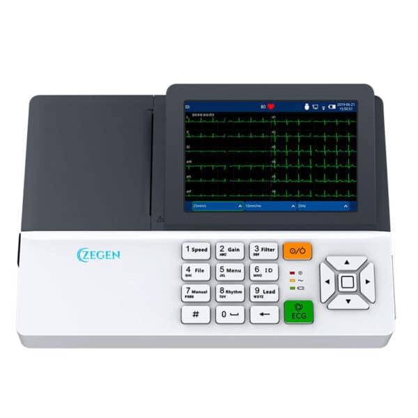 Electrócardiografo ZGN-30