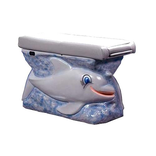 Mesa de examinación de delfin