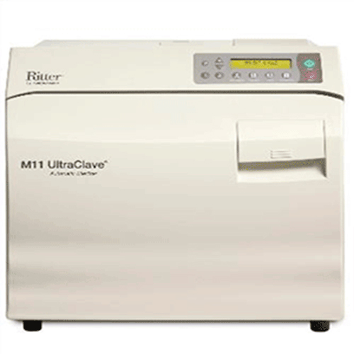 Autoclave ritter M-11